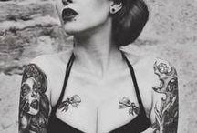 i love tattoos / by Shauna