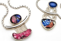 My Jewelry / These are jewelry designs of my own creations in Sterling silver or gold.
