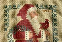 needlework/embroidery/handwork / by Nancy Koster Nieslawski