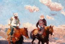 Western Living / by Brenda Heltsley