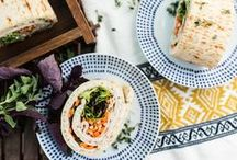 Sandwiches, Wraps, and Snacks