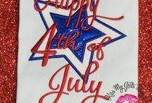 July 4th / by Debbie Blakley Preston