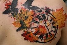 Tattoos  / Skin = canvas