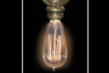 Ferrowatt Light Bulbs / Ferrowatt reproduction light bulbs are the best vintage, Thomas Edison style, antique style, carbon filament light bulb brand on the market today.  / by Fixture Farm