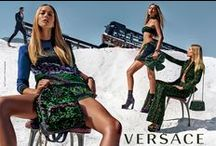 Archive: Versace Advertising Campaign