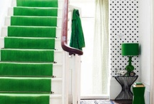 Design {entry, hallways & stairs}