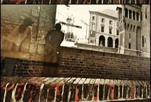 My artwork / Opere fotografiche con interventi manuali (tempere, acquerelli, chine). Scatti e interventi post stampa di Barbara Gozzi ::: http://www.barbaragozzi.it/opere-fotografiche-con-interventi-manuali/