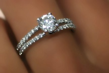 On Bended Knee - Engagement Rings / Just in case a guy is interested in buying me one of these one day...my favorites have the ~*~ in the description....just saying haha
