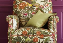 Tropical Chic / Tropical chic has become a classic favorite for Floridians and NY Hampton-ites who look to add lush plant colors, prints, and patterns to the decorating scheme of their homes. The style brings the beauty and glamour of steamy climates to the comfort of your home, and works with any design scheme and any color.