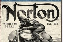 Motor Cycle Ads