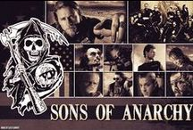 Sons of Anarchy <3 / Newest obsession. / by Whitney Jones