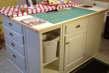 Sewing or craft room organization / by Susan Brown