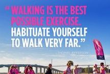 Quotable Quotes / The Susan G. Komen 3-Day is a life-changing journey that is many things to many people. These motivational quotes and images inspire us to keep walking, with pins from the 3-Day community.