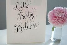 H e n s N i g h t / Bachelorette party ideas