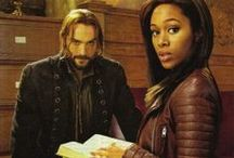 """Sleepy Hollow / So in love with this show!! Which is huge for me! I don't """"do"""" horror, and very rarely supernatural.  Proud  Sleepyhead and Ichabbie shipper!!"""