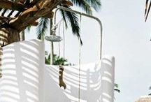 Outdoor Showers / by René Zieg | Cottage and Vine