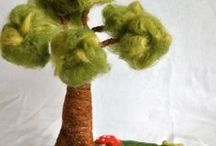 Felt Toys For Kids / Felt toys, Felt protects, toys for kids, Waldorf felt projects, pretend play, imaginative play, tutorial, DIY, needle felting, wet felting #felt #felttoys #feltkids #felting