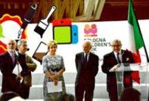 #BolognaBookFair / Alcuni immagini dal live social e fotografie professionali dalla prima giornata dell'edizione 2014 ::: http://www.barbaragozzi.it/2014/03/bologna-childrens-book-fair/