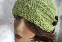 Crochet Hats / Hats for everyone ! / by Denise Price