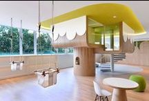 INSTITUTIONAL DESIGN / by Kimberly Sargent