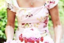 Pink Lemonade / A Garden Party
