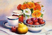 Fruit & Vegetable Gardening Art / by Wanda Massingill Cribb