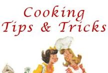 About Cooking / Cooking & Baking Tips & Tricks, plus cool utensils & gadgets.