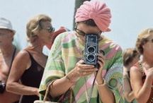 Vagabonders / Muses & Icons: The most inspiring & stylish travelers from yesteryear.
