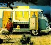 ☮ C A M P E R S / K O M B I / kombi campervan vw bus van tinyhouse