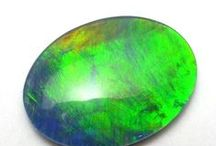 Opal Madness!! / Opal, Australian opal, Black opal collection of amazing opals for the Jewelry designer and maker