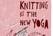 knitting ~ yarn ~ spinning / by Enifur