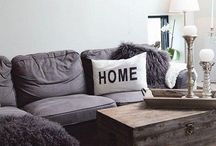 Decorate your space! / Home decor ideas. / by Carrie Merrick