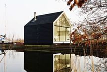 Architecture Love / Gorgeous contemporary modern architecture / by Mike McDowell [mudpuppy]