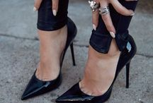 """S H O E S / """"Shoes make the outfit, darling""""  / by Landon Warren"""