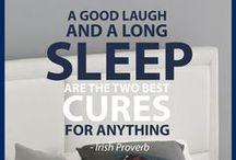 Sleep One-Liners... / Words about sleep.