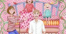Retratos de familia • Family portraits