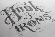 Typography / by Candy Chan