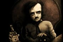 Poe / by Hally .