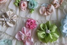 Flower crafts / by Doreen Doremus Rivera