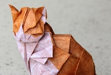 Papercrafts / by paige =^..^=