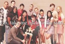 Glee and The Glee Project / by Christi Patton