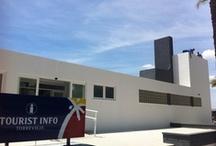 Oficina de Turismo de Torrevieja / La nueva ubicación de Tourist Info Torrevieja