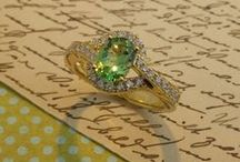 Spectacular Color Fine Jewelry / Colored stone fine jewelry