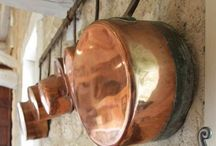 Copper Cookware / by ~ Amy ~