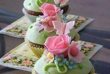 Bon Appétit! ~ Cupcakes / by ~ Amy ~