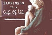 tea & coffee / by Macey Fernandez