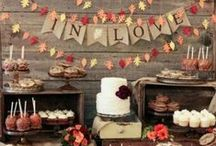 Wedding Wishes! / Ideas I like for the big day!