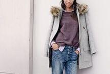 dream closet // outerwear