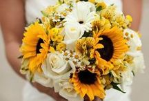Wedding Flowers / Creative flower arrangements & new trends in wedding flowers