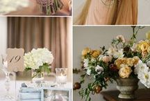 2016 Wedding Trends / Wedding style trends for 2016